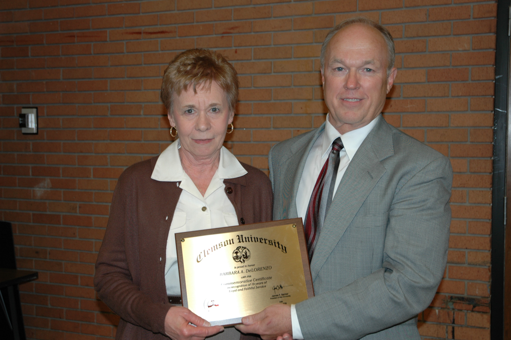CBSHS Awards of Excellence 2006