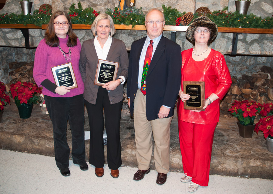 CBSHS Classified Staff Awards 2010