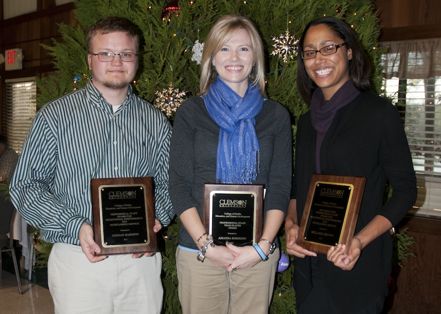 2011 CBSHS Classified Staff Awards