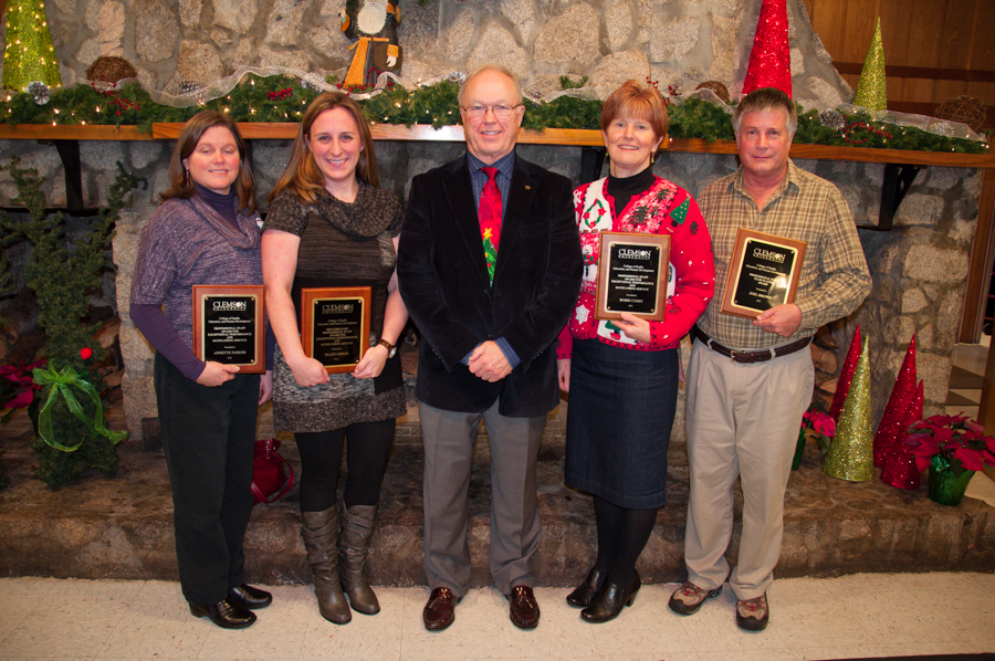 CBSHS Classified Staff Awards 2013
