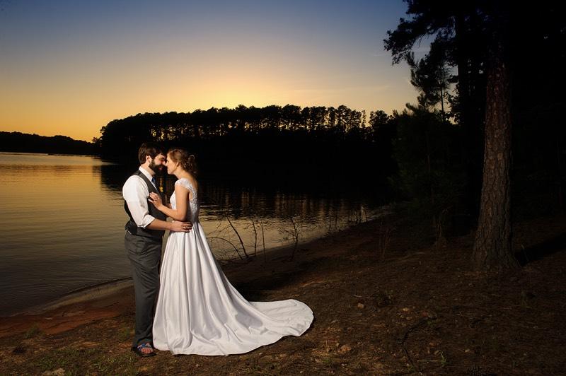 Wedding at Clemson Outdoor Lab