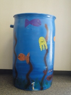 Rain Barrel by Levy Park