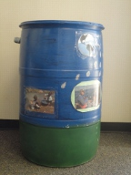 Rain Barrel by Maple Park