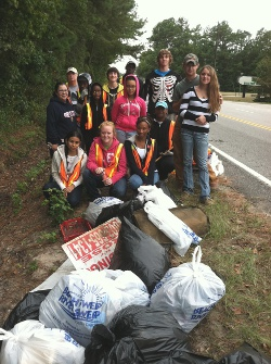 River Sweep 2011