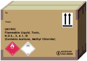 hazardous material shipping