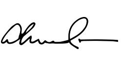Almeda Jacks Signature