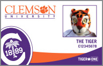 The New TigerOne Card Front