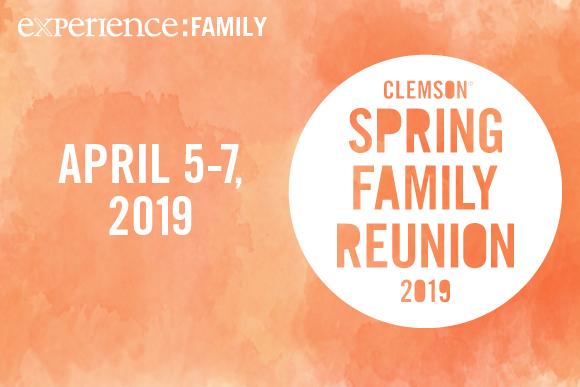 Spring Family Reunion